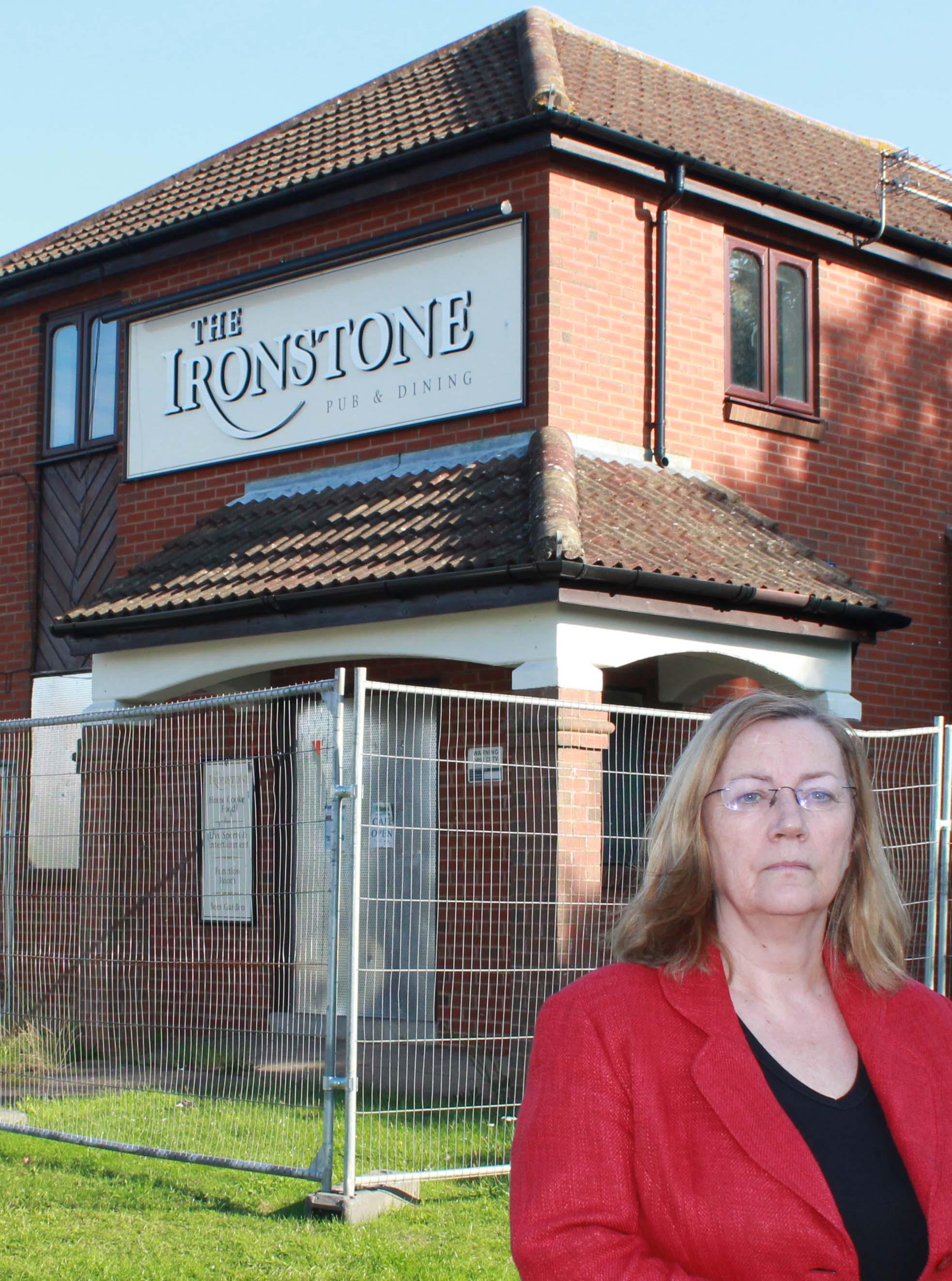 The Ironstone
